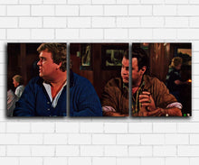Load image into Gallery viewer, The Great Outdoors Chet and Roman At The Bar Canvas Sets