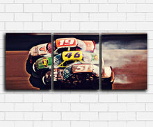 Load image into Gallery viewer, Days Of Thunder Rubbing Is Racing Canvas Sets