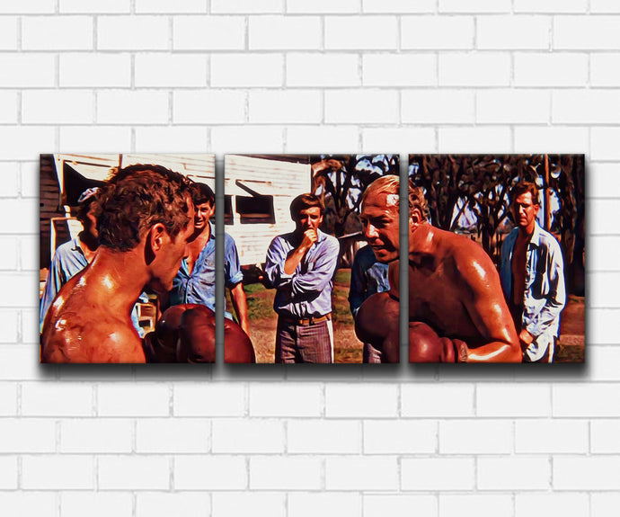 Cool Hand Luke Saturday Canvas Sets