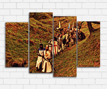 Load image into Gallery viewer, Monty Pythons Holy Grail Seasons Canvas Sets