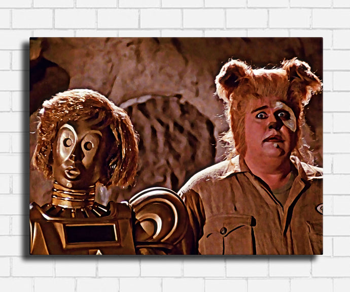 Spaceballs Sidekicks Canvas Sets