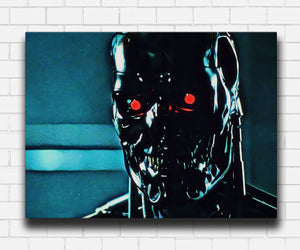 Terminator 1984 Skinless Canvas Sets