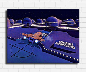 Spaceballs Prison Canvas Sets