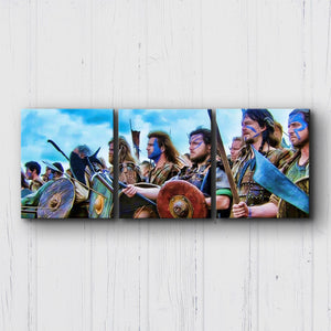 Braveheart Stirling Canvas Sets