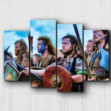 Load image into Gallery viewer, Braveheart Stirling Canvas Sets