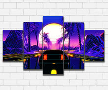 Load image into Gallery viewer, Era Art - Sunset Drive Canvas Sets