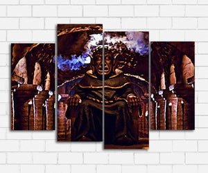 Spaceballs Temple Of Dink Dink Canvas Sets