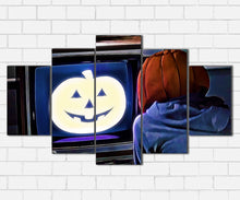 Load image into Gallery viewer, Halloween III Pumpkin Boy Canvas Sets