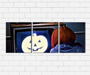 Halloween III Pumpkin Boy Canvas Sets