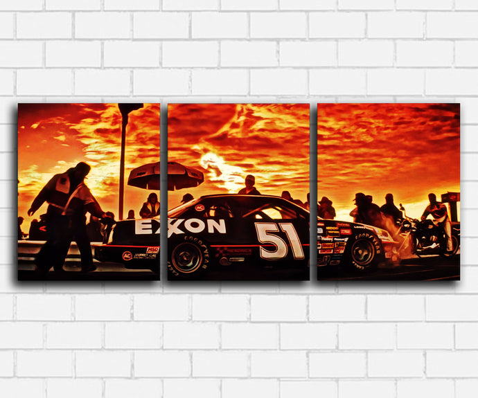 Days Of Thunder That Was Fast Canvas Sets