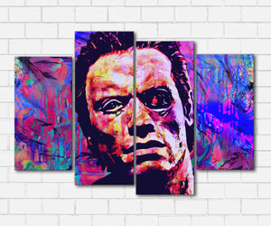 Terminator 1984 Eye Popping Canvas Sets