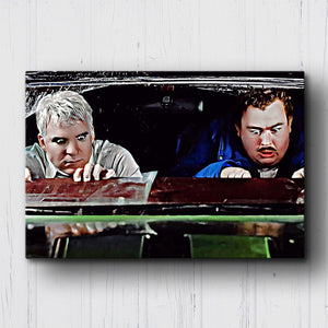 Planes Trains & Automobiles The Aftermath Canvas Sets