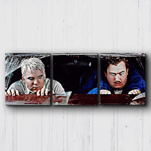 Load image into Gallery viewer, Planes Trains & Automobiles The Aftermath Canvas Sets