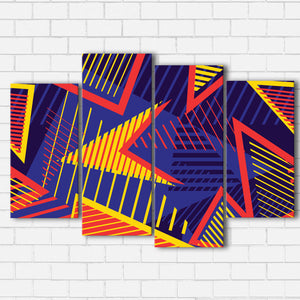 The Angles Canvas Sets