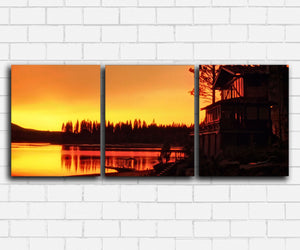 The Great Outdoors Canvas Sets