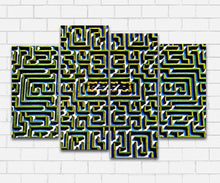 Load image into Gallery viewer, The Shining Green Maze Canvas Sets