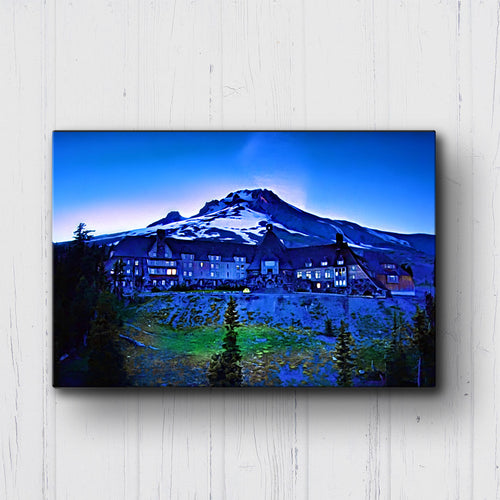 The Shining Overlook Canvas Sets