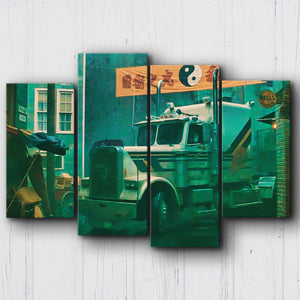 Big Trouble in Little China Pork Chop Canvas Sets