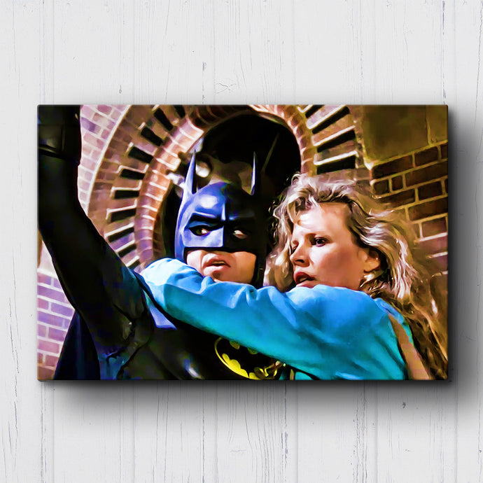 1989 Batman Escape Canvas Sets