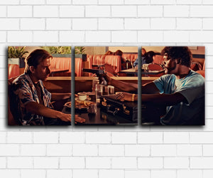 Pulp Fiction Righteous Man Canvas Sets