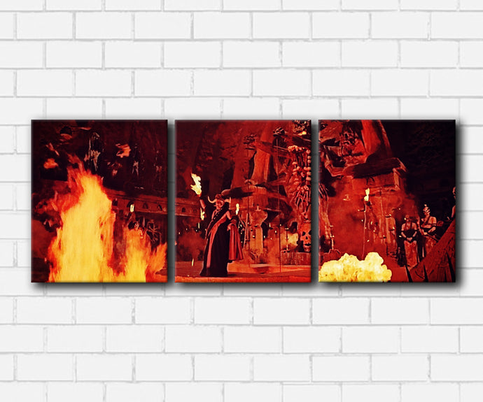 Indiana Jones Thugee Chairman Canvas Sets