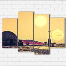 Load image into Gallery viewer, Twin Suns Canvas Sets