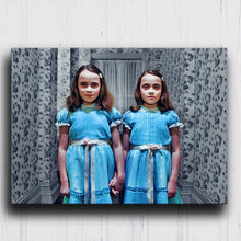 Load image into Gallery viewer, The Shining Twins Canvas Sets