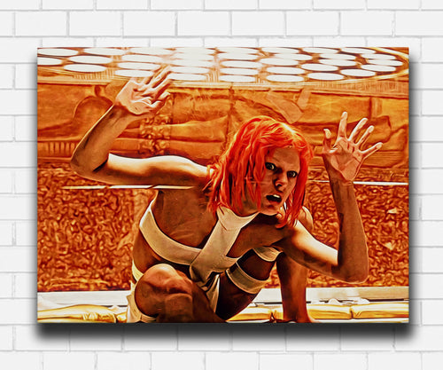 The Fifth Element Unbreakable Canvas Sets