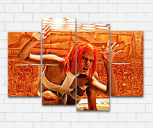 Load image into Gallery viewer, The Fifth Element Unbreakable Canvas Sets
