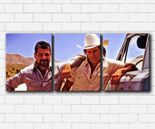 Load image into Gallery viewer, Tremors Val & Earl Canvas Sets