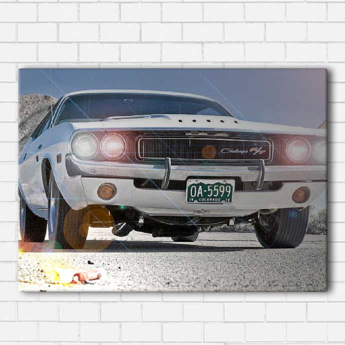 Vanishing Point Challenger Canvas Sets