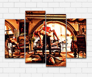 The Fifth Element Vito's Gonna Kill Me Canvas Sets