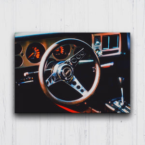 Drive A Camaro Canvas Sets
