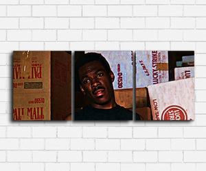 Beverly Hills Cop We Should've Known Canvas Sets