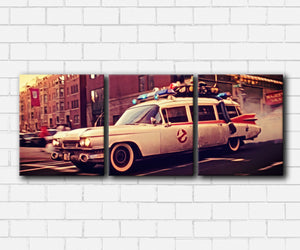 Ghostbusters II We're Back Canvas Sets