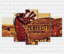 Load image into Gallery viewer, Tremors Welcome To Perfection Canvas Sets