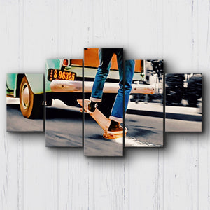 BTTF - Who is this guy Canvas Sets