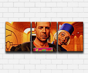The Fifth Element Winner Canvas Sets