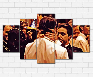 The Godfather II You Broke My Heart Canvas Sets