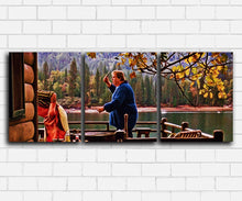 Load image into Gallery viewer, The Great Outdoors Hot Dogs Canvas Sets