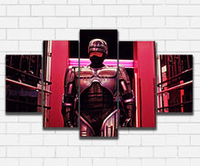 Load image into Gallery viewer, Robocop You're Under Arrest Canvas Sets