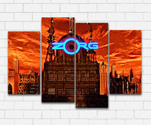 Load image into Gallery viewer, The Fifth Element Zorg Industries Canvas Sets
