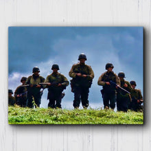 Load image into Gallery viewer, Saving Private Ryan A Band Of Brothers Canvas Sets