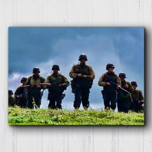 Saving Private Ryan A Band Of Brothers Canvas Sets