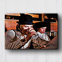Load image into Gallery viewer, Clockwork Orange A Real Leader Canvas Sets