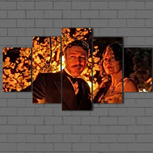 Load image into Gallery viewer, Peaky Blinders- Polly Gray & Aberama Gold Canvas Sets