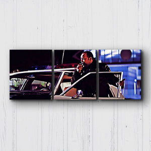 Die Hard All Clear Canvas Sets
