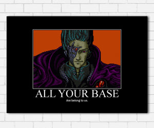All Your Base Are Belong To Us Canvas Sets