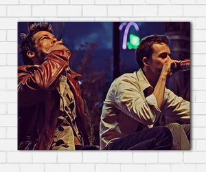 Fight Club Alter Ego Canvas Sets