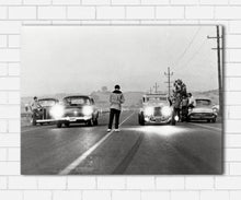 Load image into Gallery viewer, American Graffiti Canvas Sets